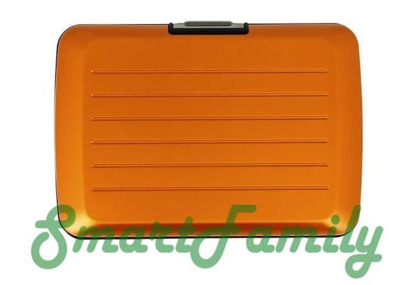 Stockholm V2 кошелек для карт оранж 3