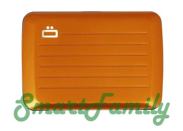 Stockholm V2 кошелек для карт оранж