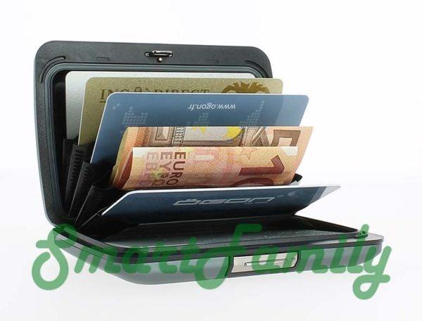 Stockholm V2 кошелек для карт открыт