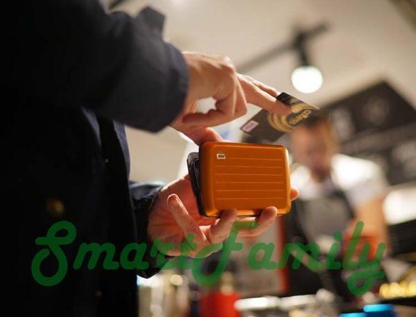 Stockholm V2 кошелек для карт с rfid 1