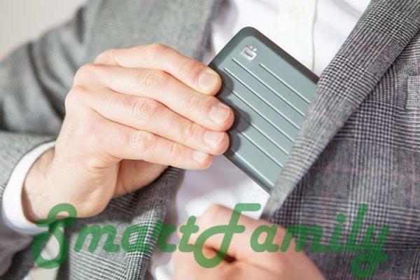 Stockholm V2 кошелек для карт с rfid карман