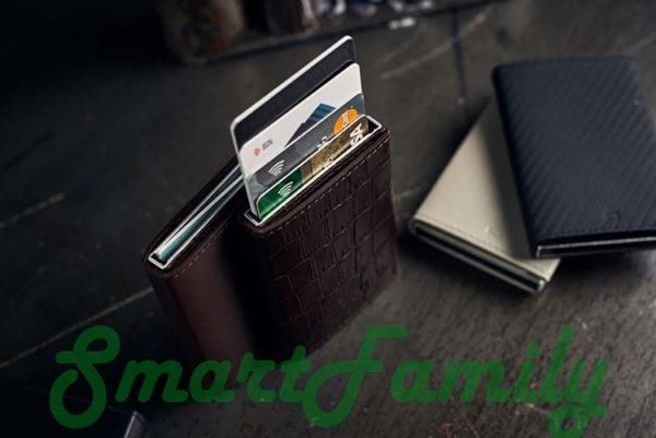 каскадный кошелек Cascade wallet 1