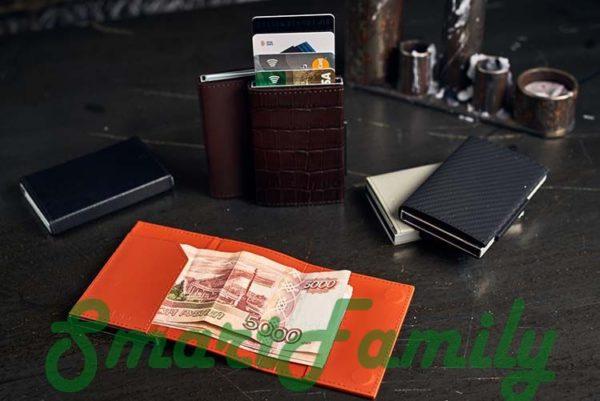 каскадный кошелек Cascade wallet