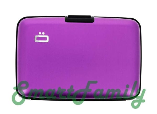 кошелек для карт Stockholm OGON пурпур 1