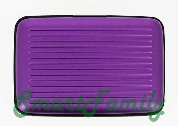 кошелек для карт Stockholm OGON пурпур 2