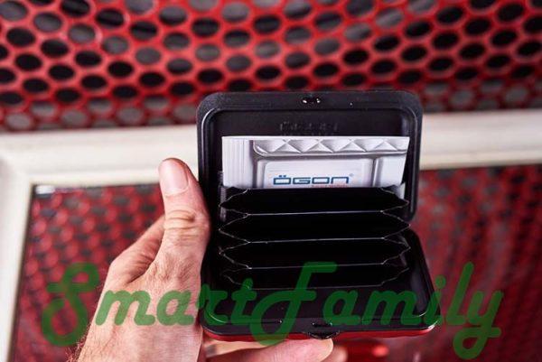 кошелек для кредитных карт OGON