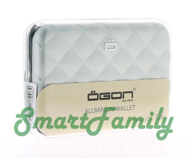 кошелек для кредиток с кнопкой OGON упаковка