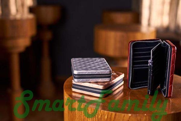 кошелек для паспорта OGON стеганный