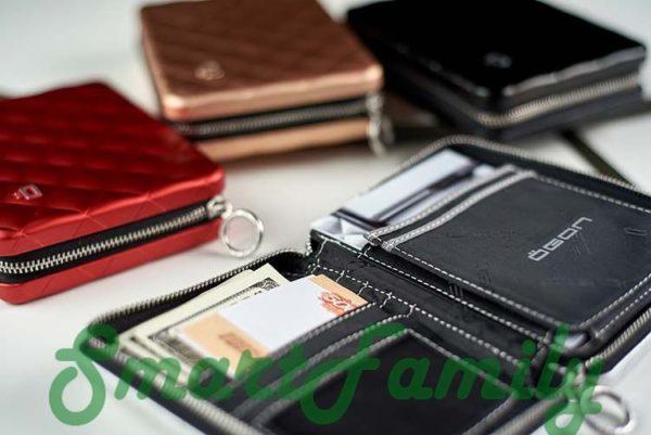 кошелек для паспорта карт OGON