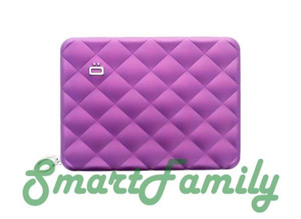 кошелек для паспорта карт OGON пурпурный