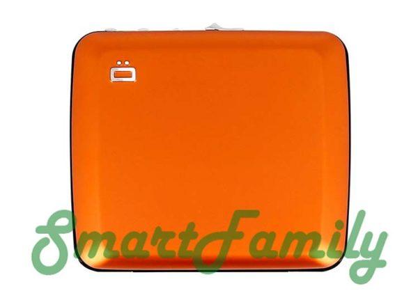 кошелек с кодовым замком Code wallet оранжевый