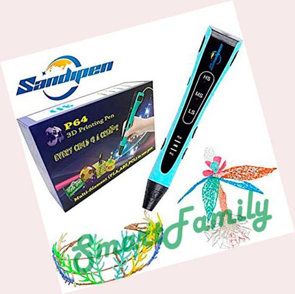 3д ручка P640 новая