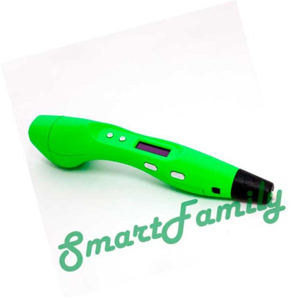 3D ручка MyRiwell RP-400A зеленая