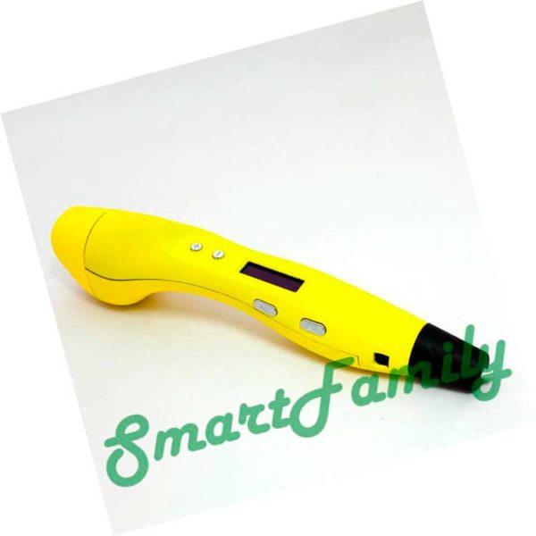 3D ручка RP-400A желтая