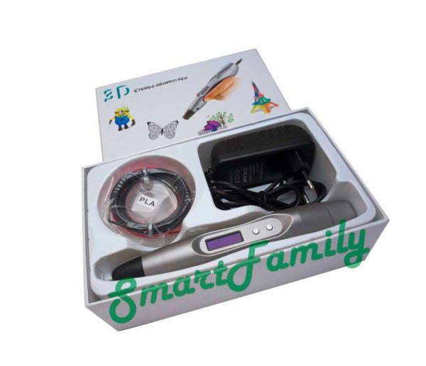 3D ручка RP-400A упаковка