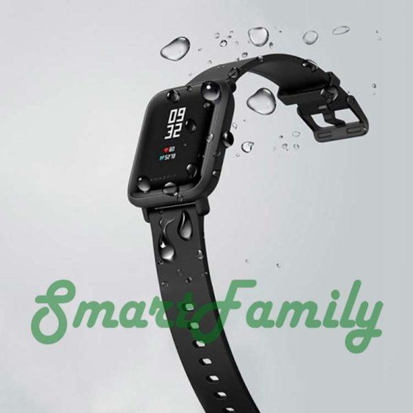 часы amazfit водонепроницаемые