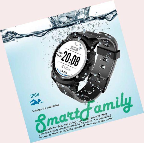 часы fs08 ip68 водонепроницаемые