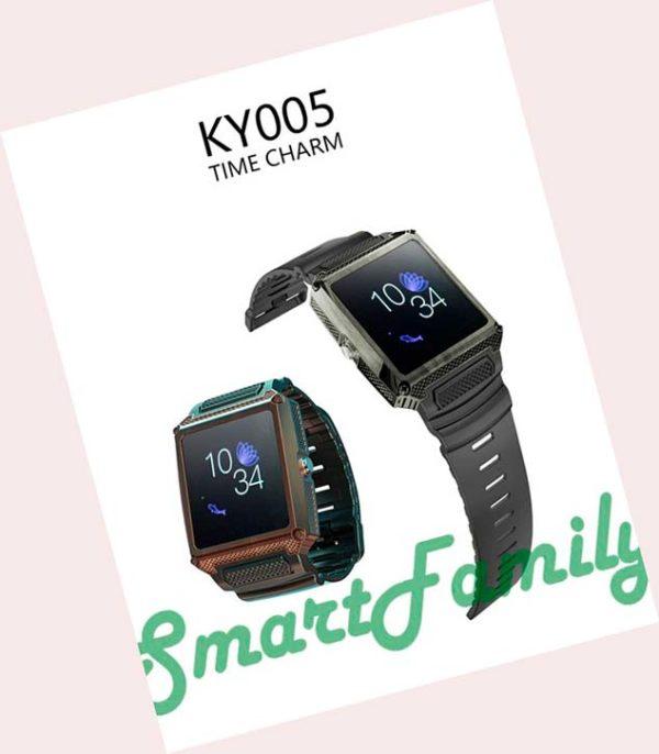 смарт часы KY005 винтажные
