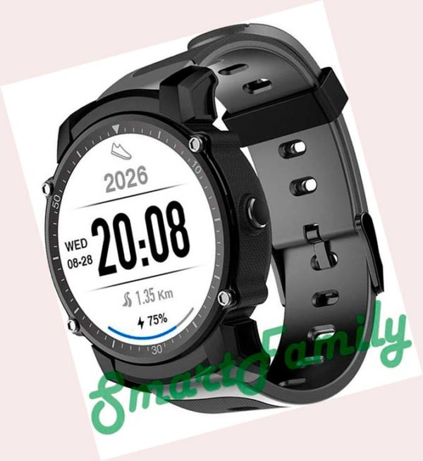 smart watch FS08 black