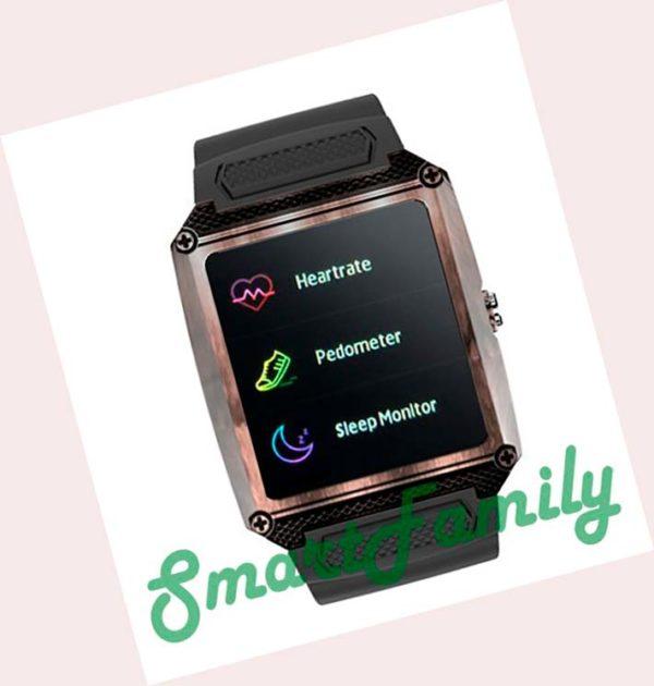 smart watch KY005 брутальные