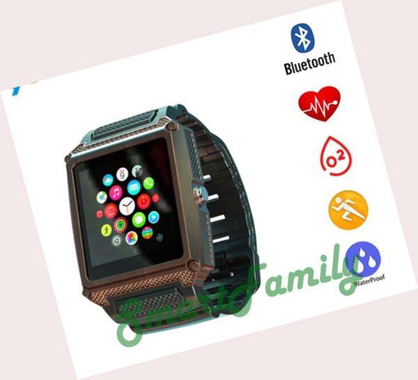 smart watch KY005 функции