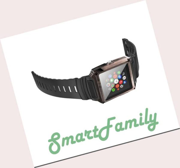smart watch KY005 лежа