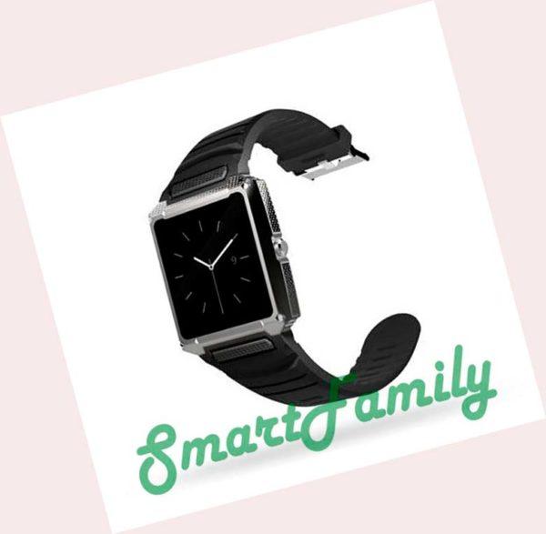 smart watch KY005 серебро