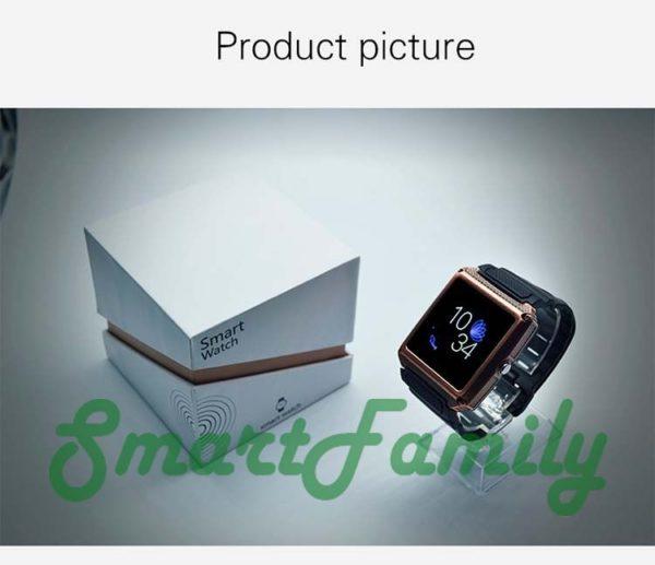 smart watch KY005 упаковка