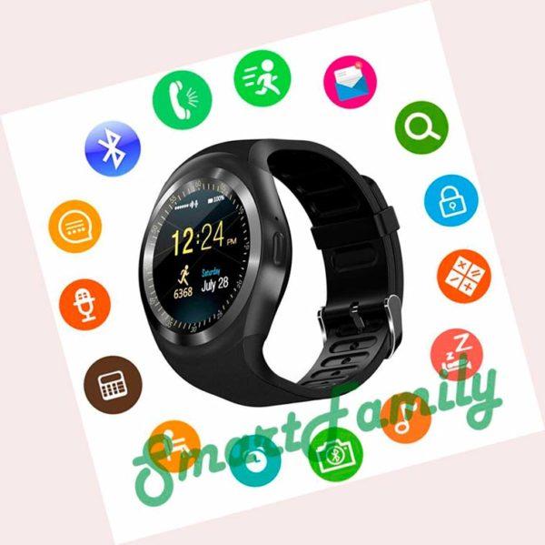 smart watch Y1 функции