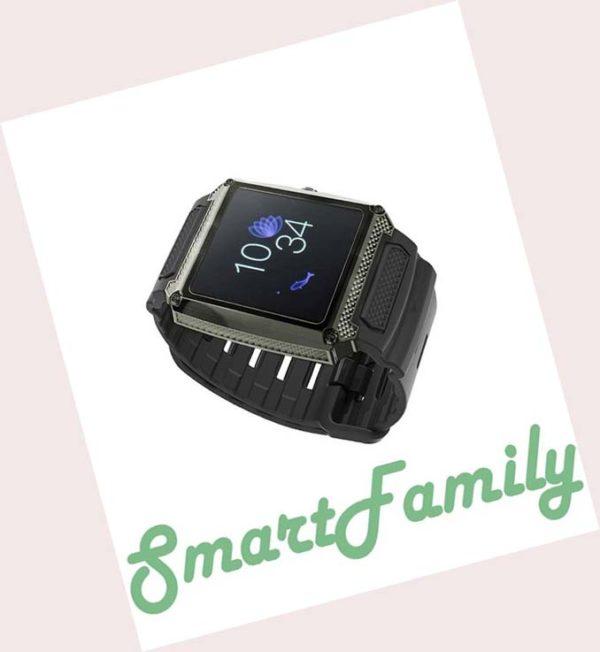 умные часы KY005 черные