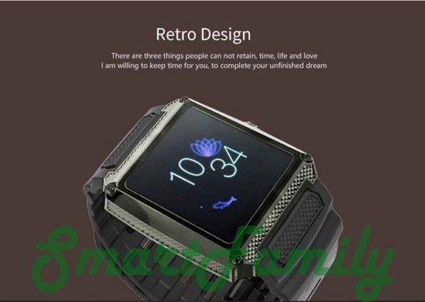 умные часы KY005 дизайн