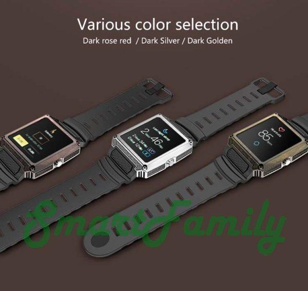 умные часы KY005 цвета