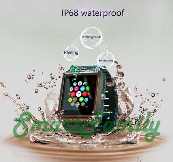 умные часы KY005 водонепроницаемые