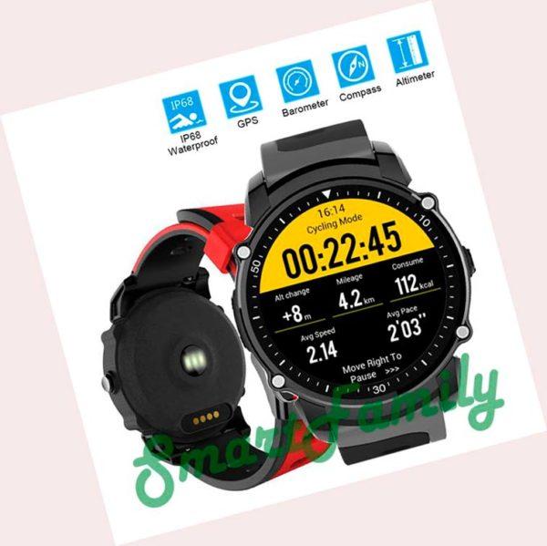 умные часы kingwear fs08 1