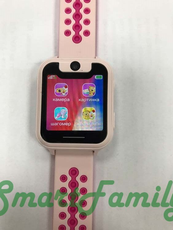 smart baby watch s6 меню