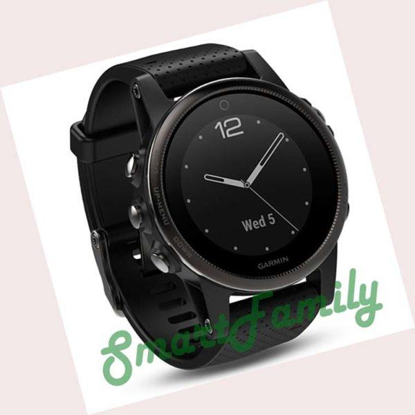 Fenix 5s Sapphire черные1