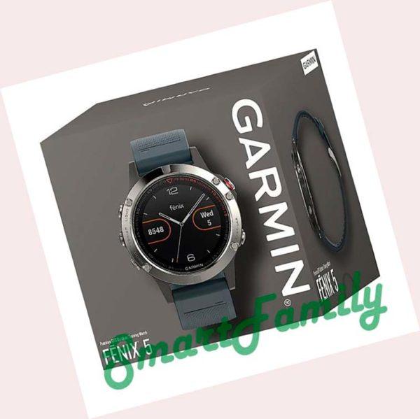 GARMIN FENIX 5 коробка
