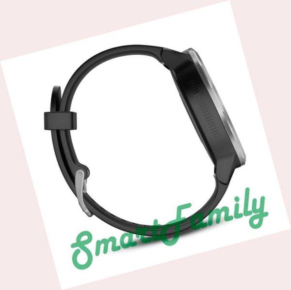 VIVOACTIVE 3 серебристые с черным сбоку (2)