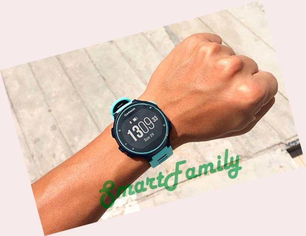 часы FORERUNNER 735 XT HRM-Run