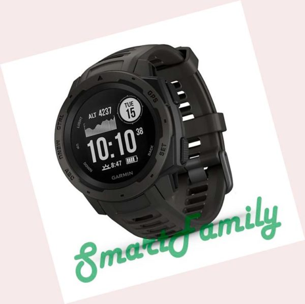 часы Garmin INSTINCT Graphite
