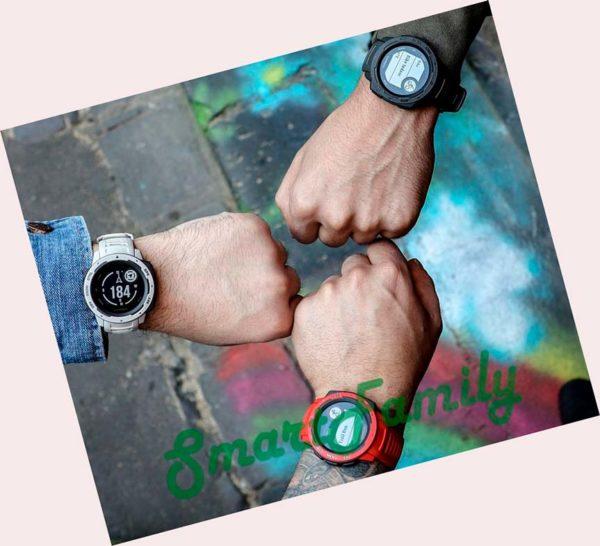 часы Garmin INSTINCT имидж
