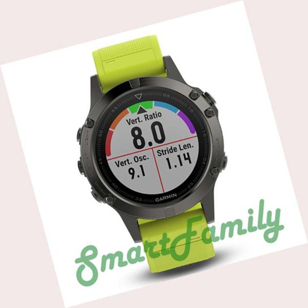 смарт часы FENIX 5