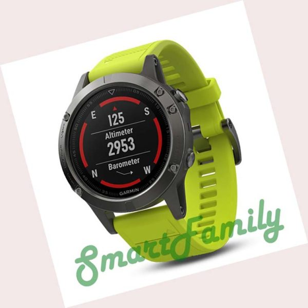 smart watch GARMIN FENIX 5