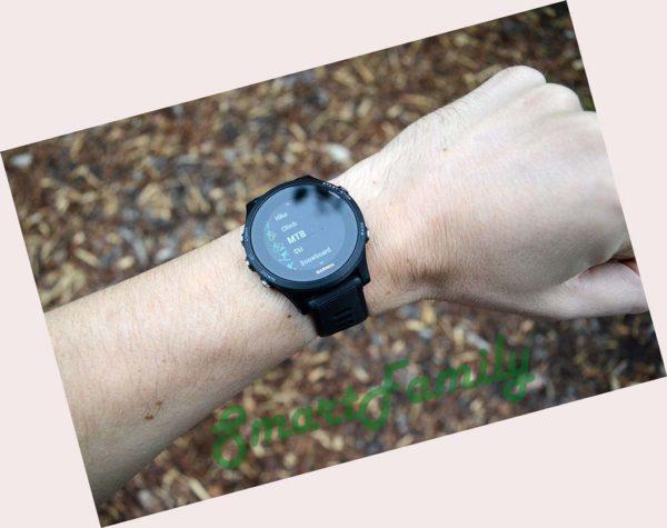 спорт часы Garmin FORERUNNER 935