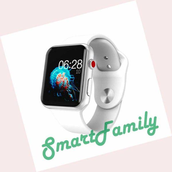 умные часы IWO 6 белые