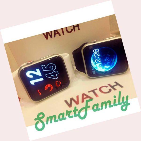 watch IWO 6 новые дисплеи