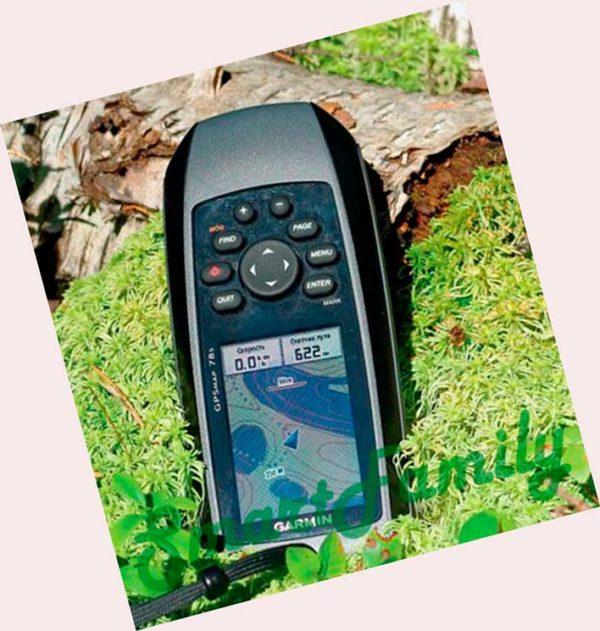 Гармин GPSMAP 78S Russia (2)