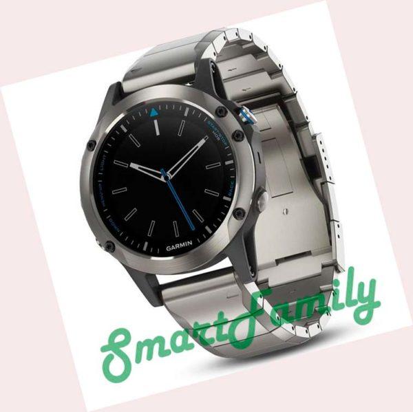 Гармин часы Quatix 5 титановые