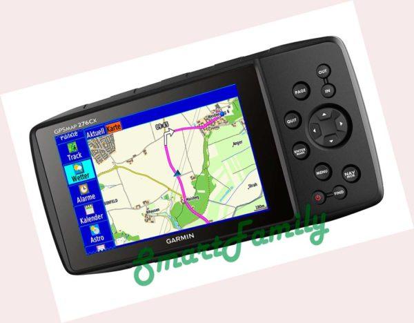 Гармин навигатор GPSMAP 276CX