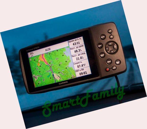 Garmin навигатор GPSMAP 276CX